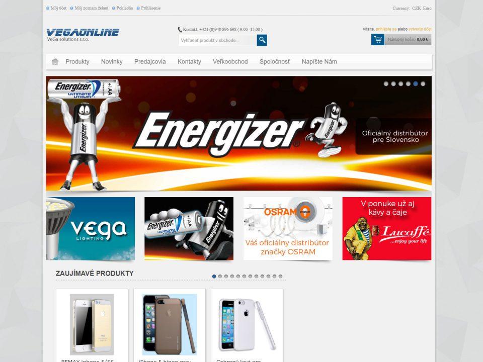 Referencia - vegaonline.sk - vega solutions s.r.o.