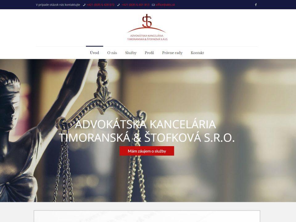 Referencia - akts.sk - vega solutions s.r.o.